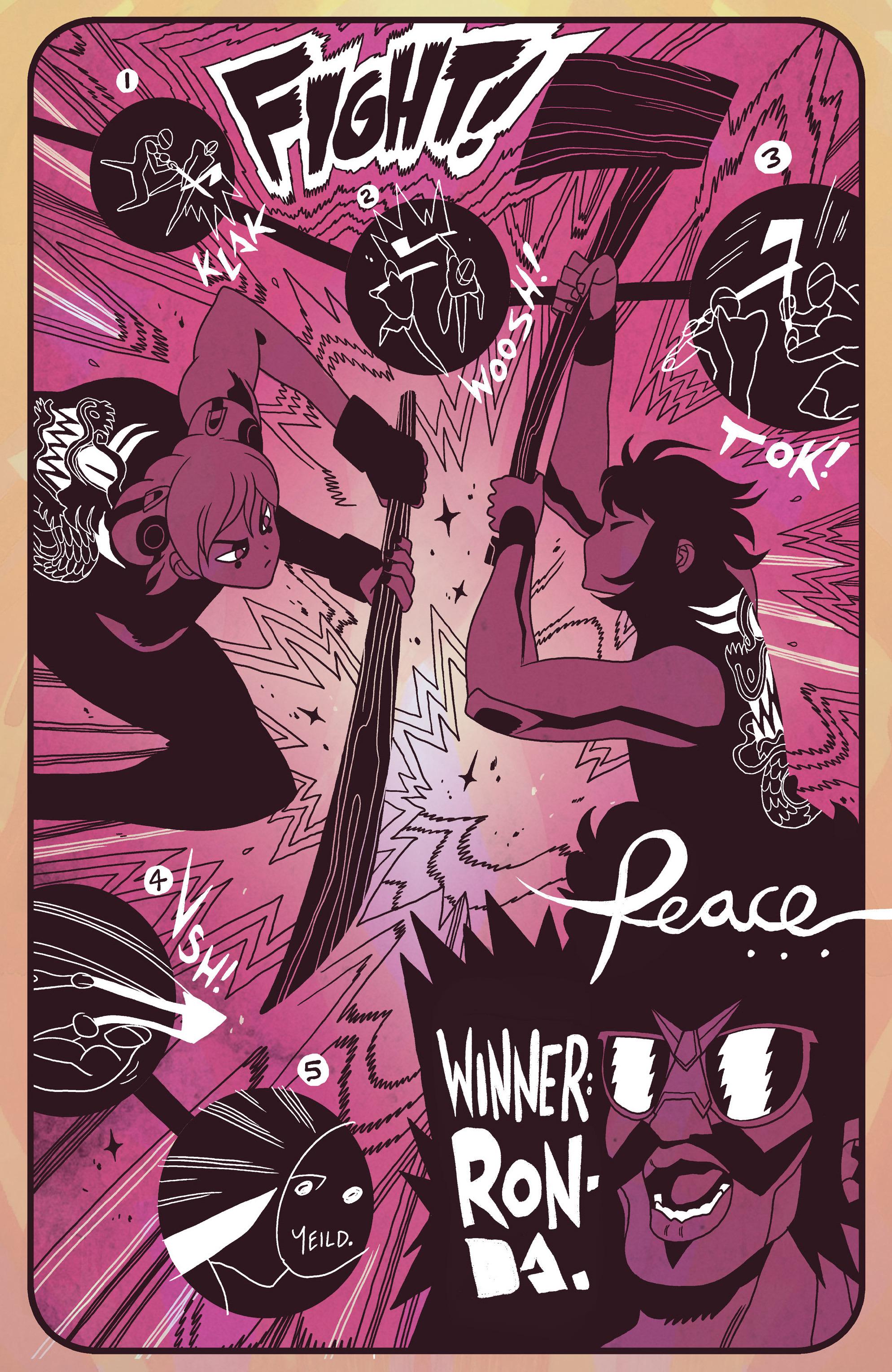 Read online Sun Bakery comic -  Issue #3 - 23
