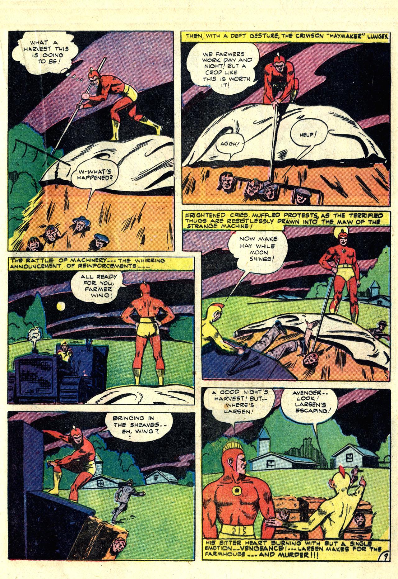 Read online Detective Comics (1937) comic -  Issue #78 - 33
