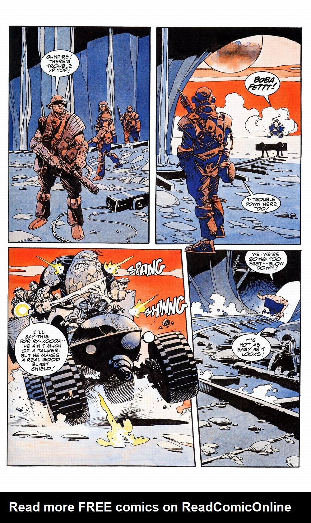 Read online Star Wars Omnibus comic -  Issue # Vol. 12 - 413