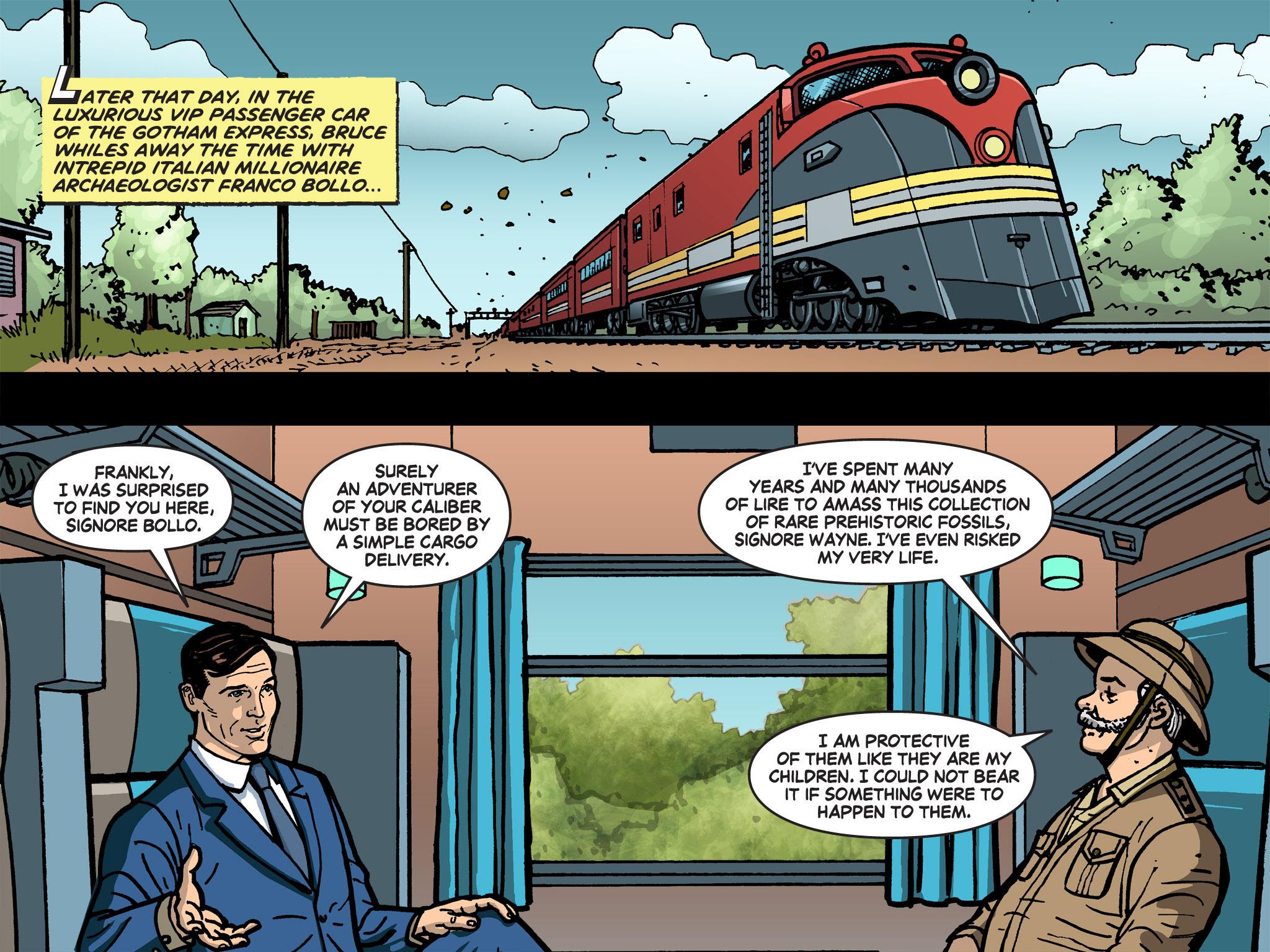 Read online Batman '66 Meets the Green Hornet [II] comic -  Issue #1 - 36