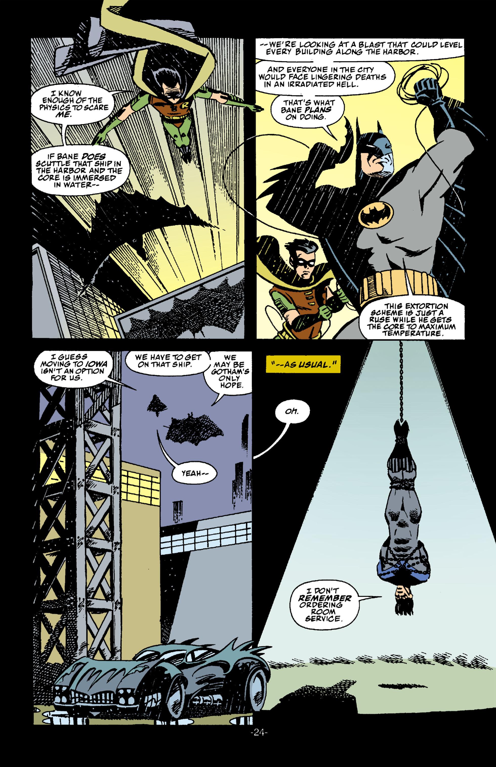 Read online Batman: Bane comic -  Issue # Full - 25