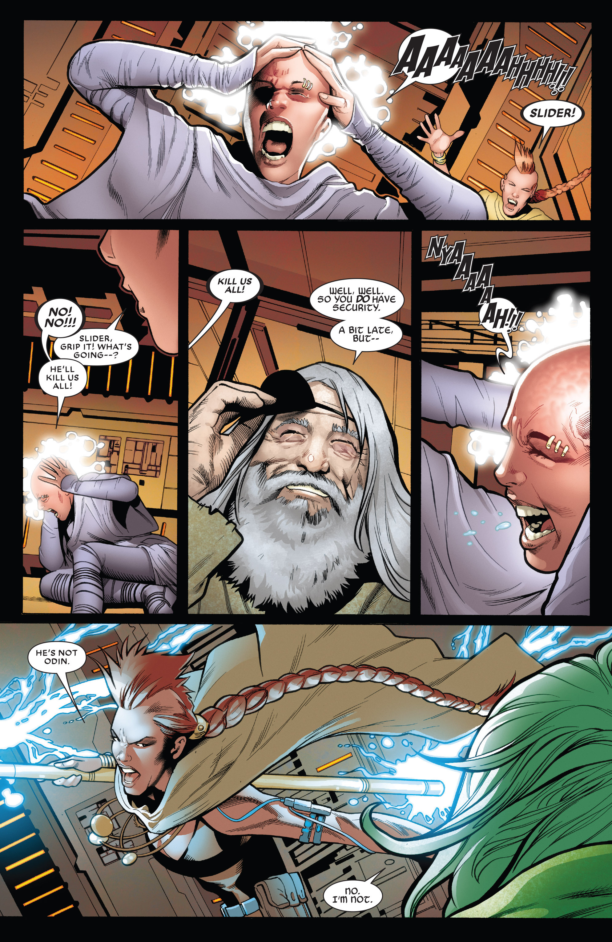 Read online Future Imperfect comic -  Issue #1 - 13