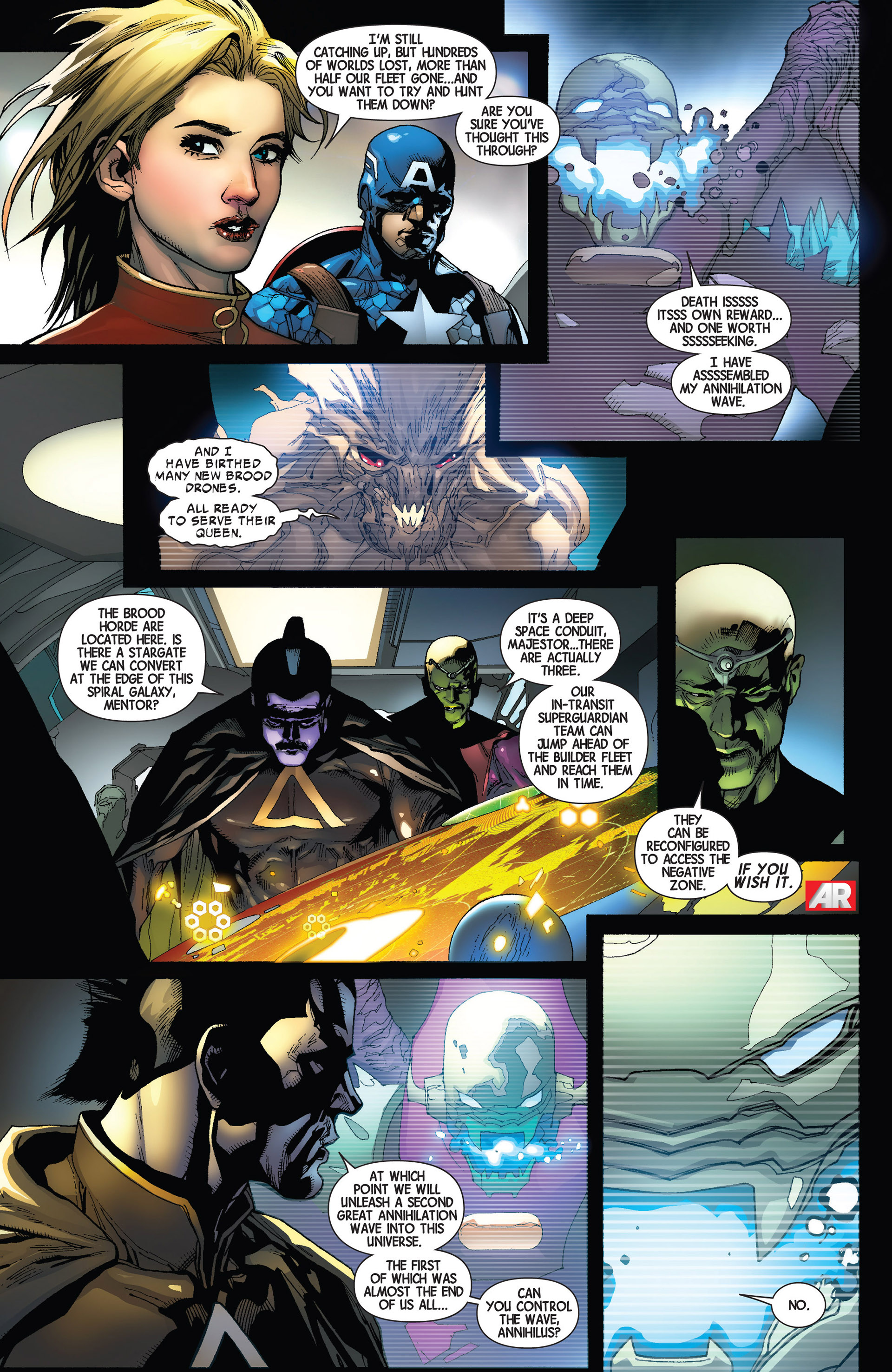 Read online Avengers (2013) comic -  Issue #20 - 13