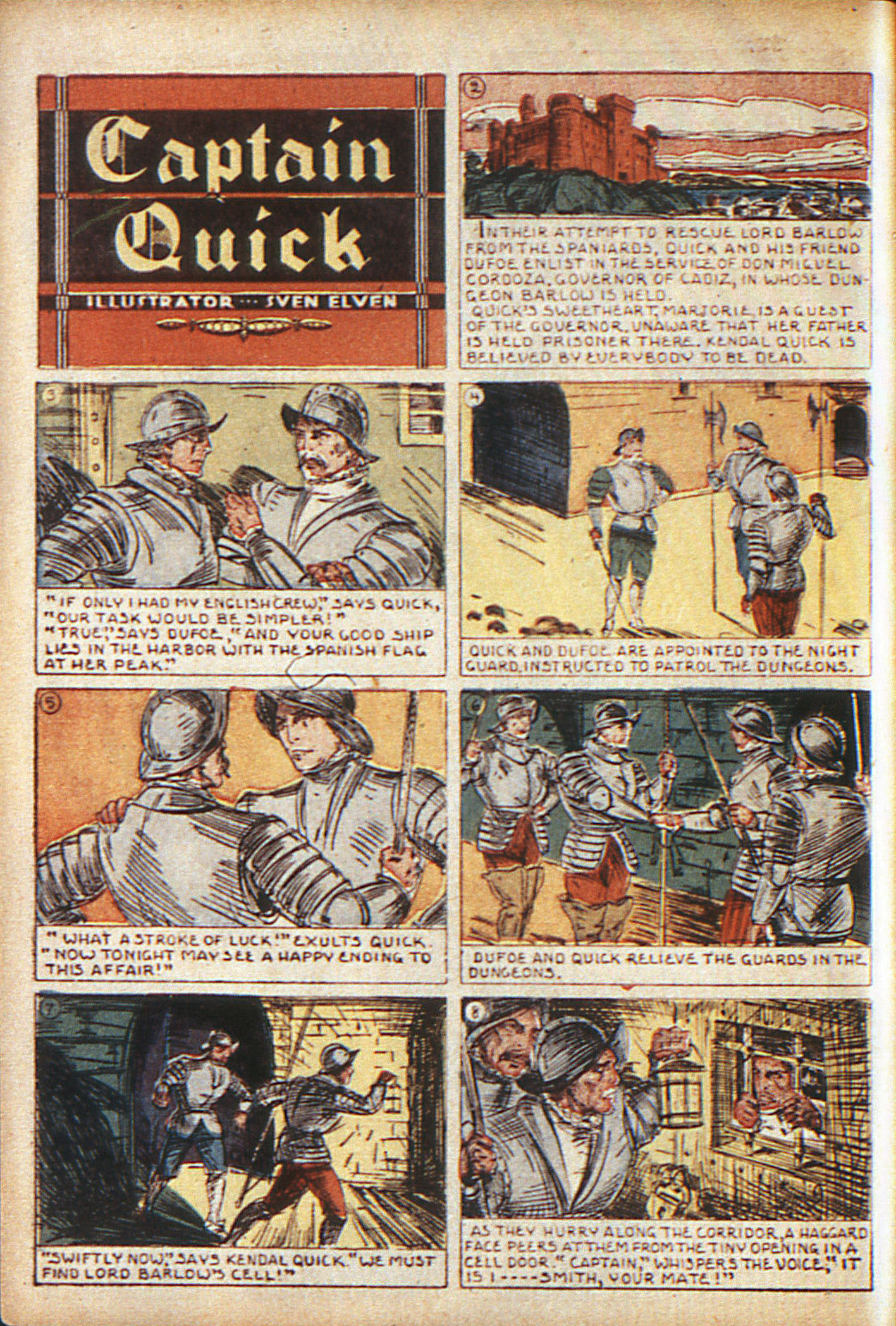Read online Adventure Comics (1938) comic -  Issue #10 - 15