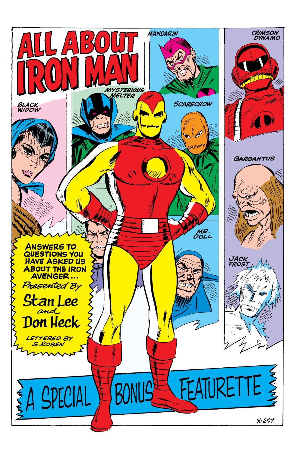 Read online Marvel Masterworks: The Invincible Iron Man comic -  Issue # TPB 2 (Part 1) - 75