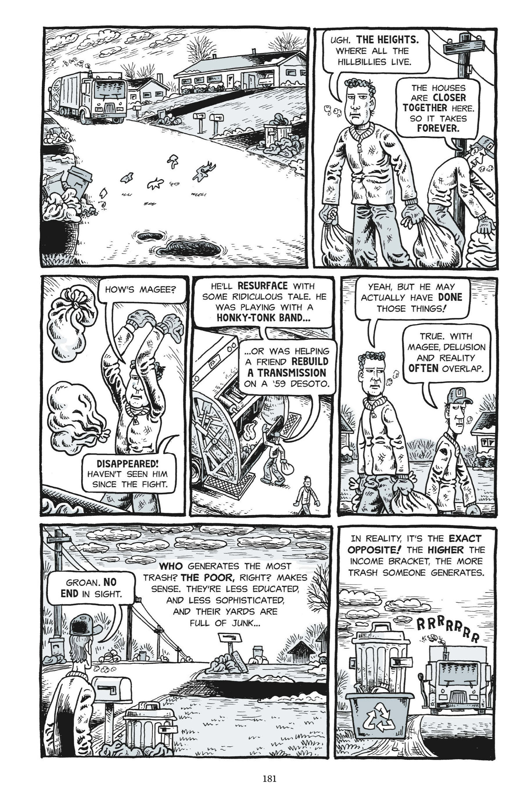 Read online Trashed comic -  Issue # Full - 175