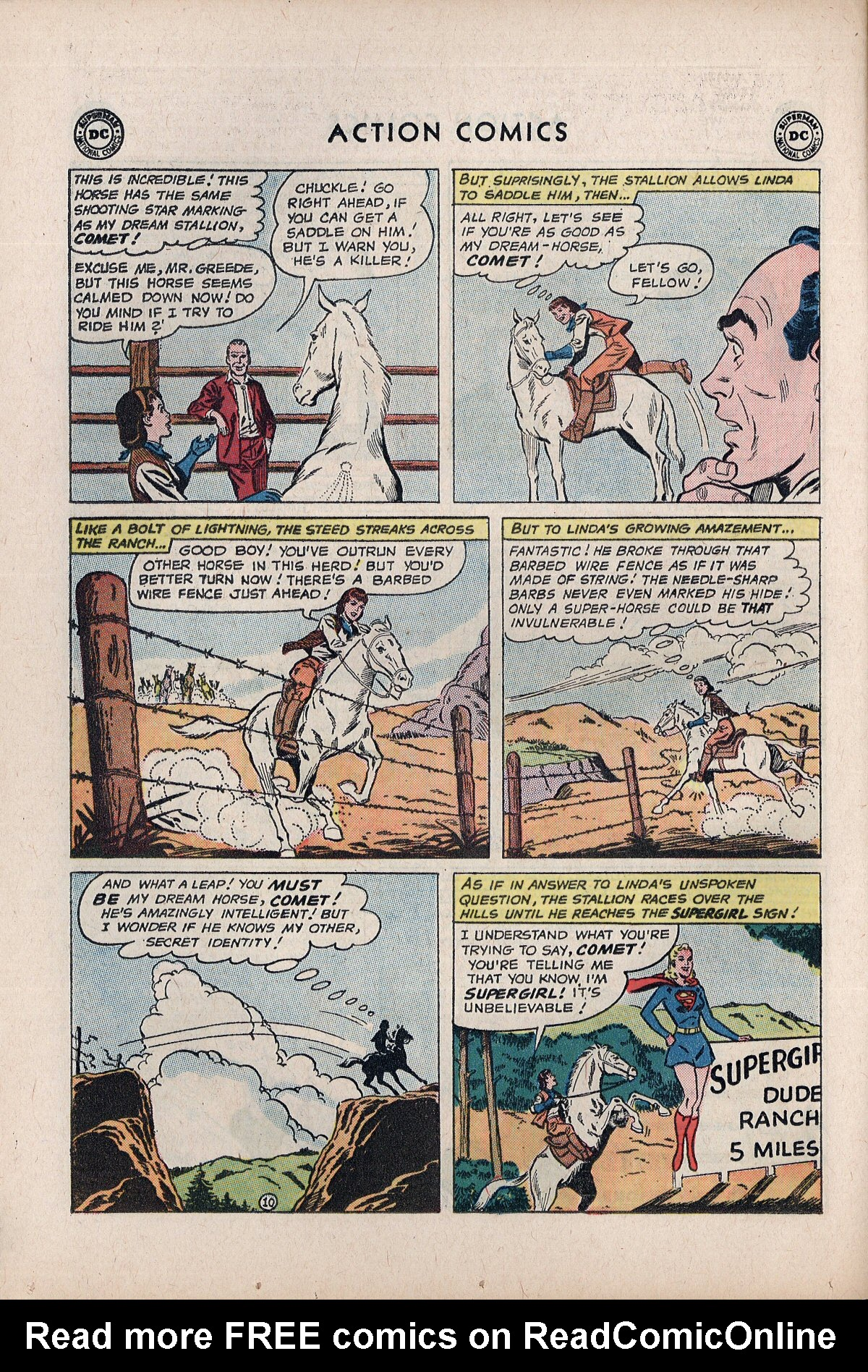 Read online Action Comics (1938) comic -  Issue #292 - 30