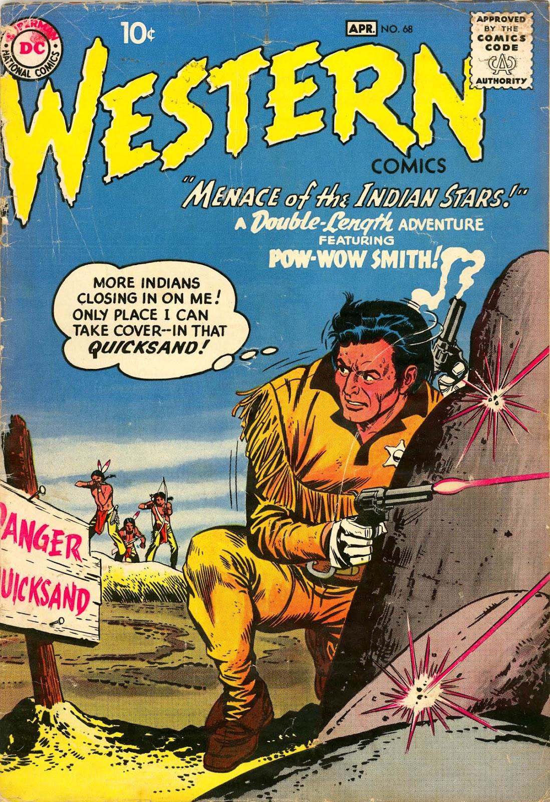 Western Comics 68 Page 1
