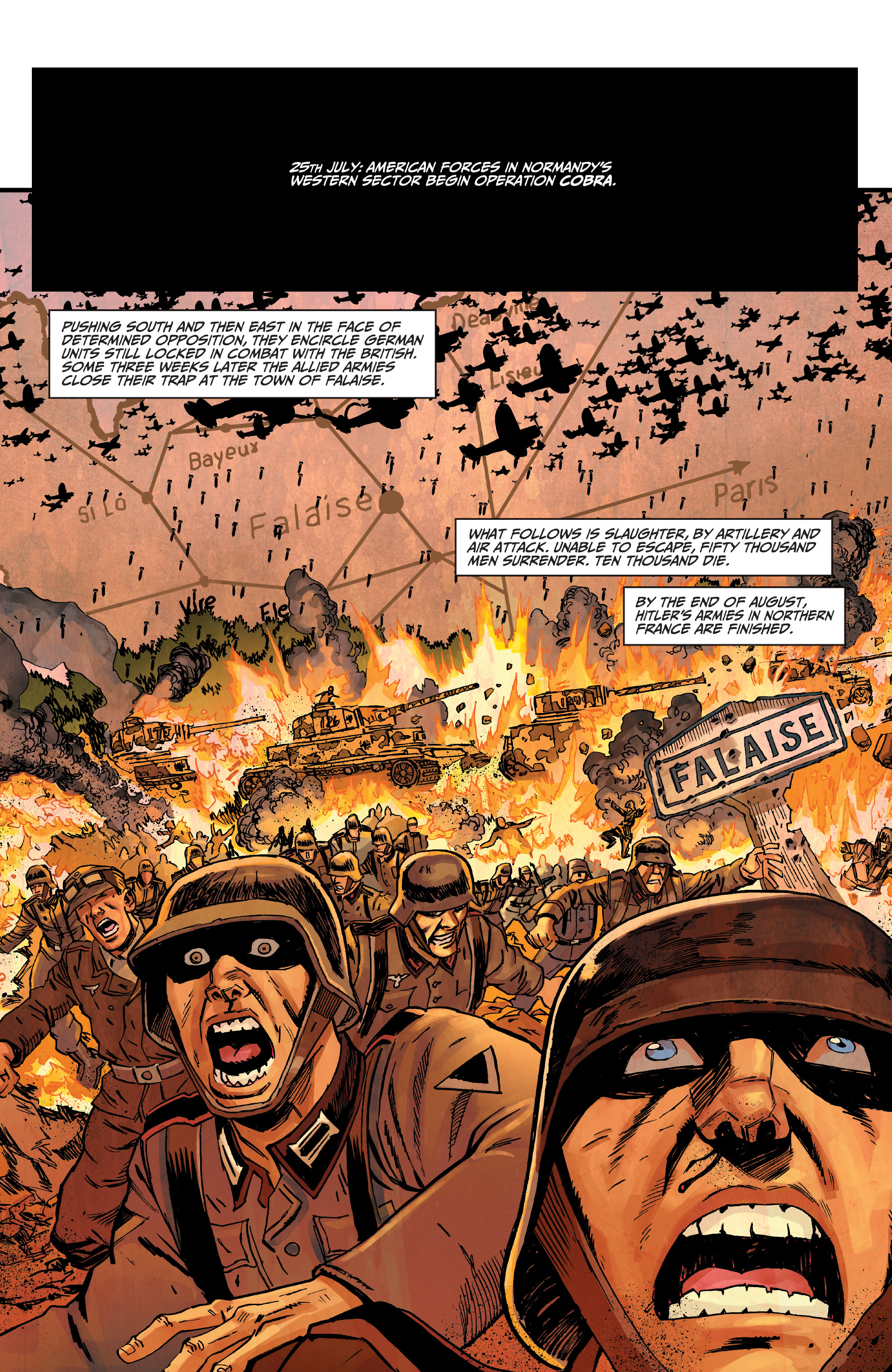 Read online World of Tanks comic -  Issue #5 - 22