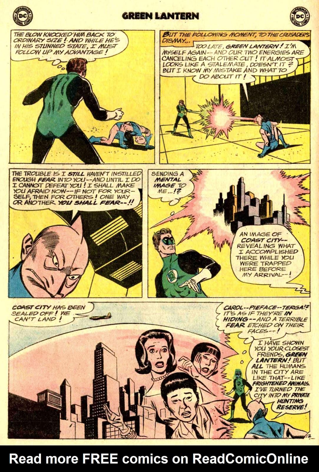 Green Lantern (1960) Issue #24 #27 - English 16