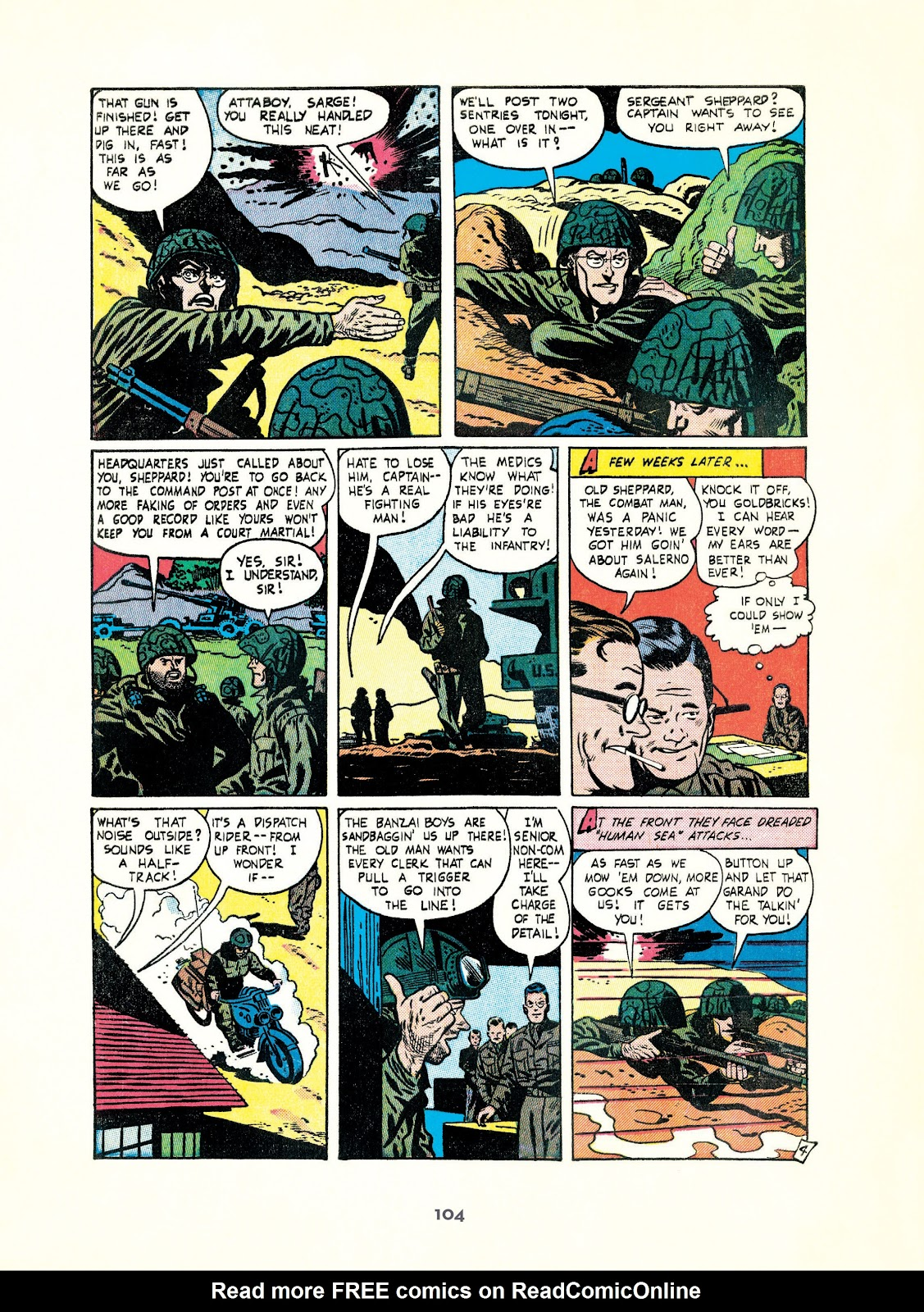 Read online Setting the Standard: Comics by Alex Toth 1952-1954 comic -  Issue # TPB (Part 2) - 5