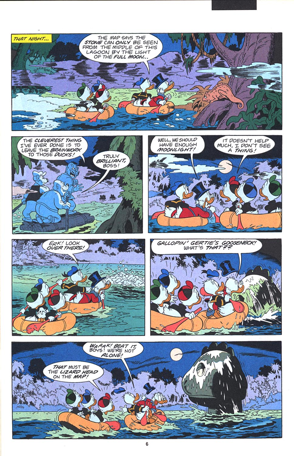 Read online Uncle Scrooge (1953) comic -  Issue #271 - 7