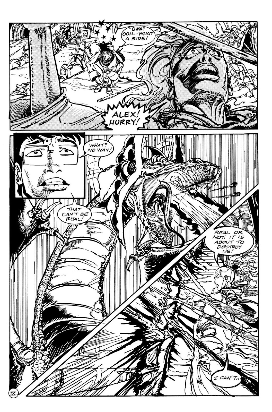 The Realm (1986) issue 18 - Page 11