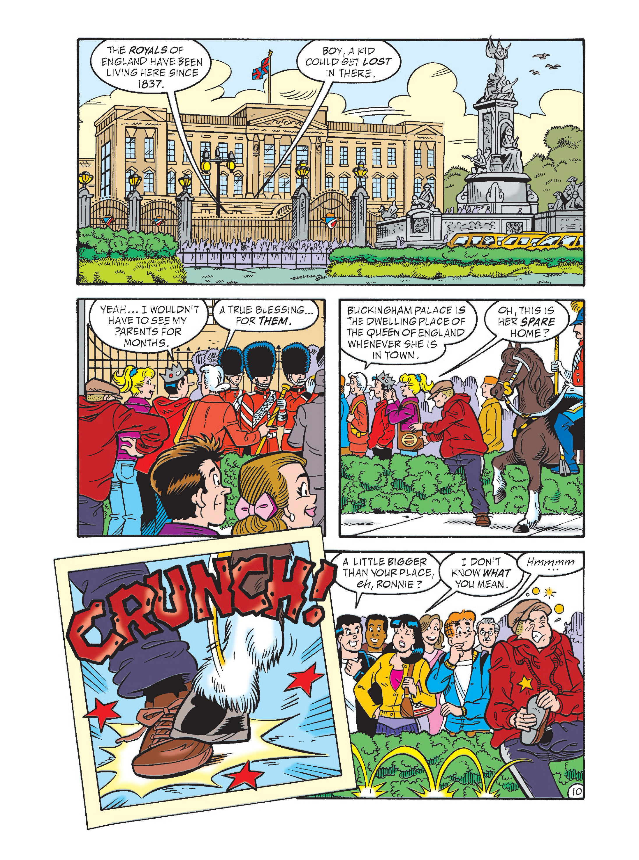 Read online Archie's Funhouse Double Digest comic -  Issue #1 - 45