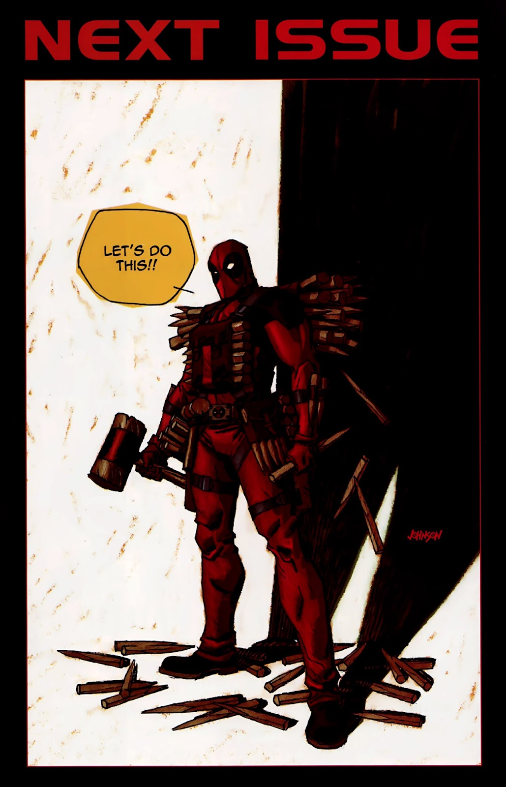 Read online Deadpool (2008) comic -  Issue #30 - 25