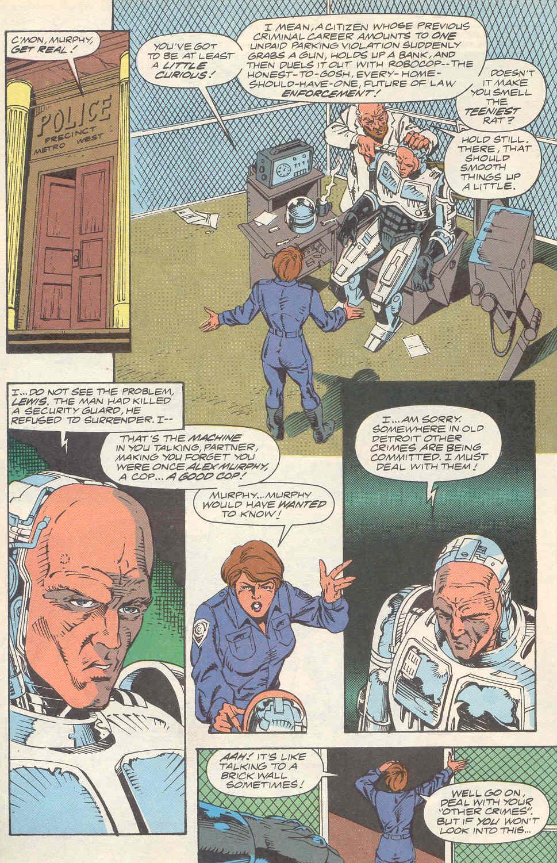 Read online Robocop (1990) comic -  Issue #16 - 5