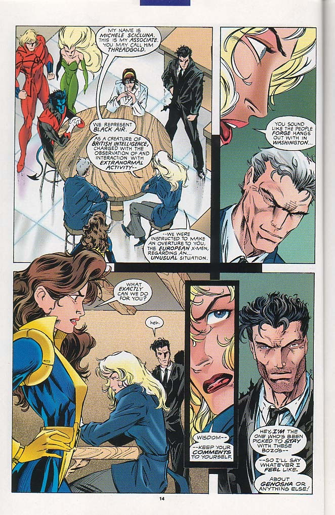 Excalibur (1988) issue 86 - Page 9