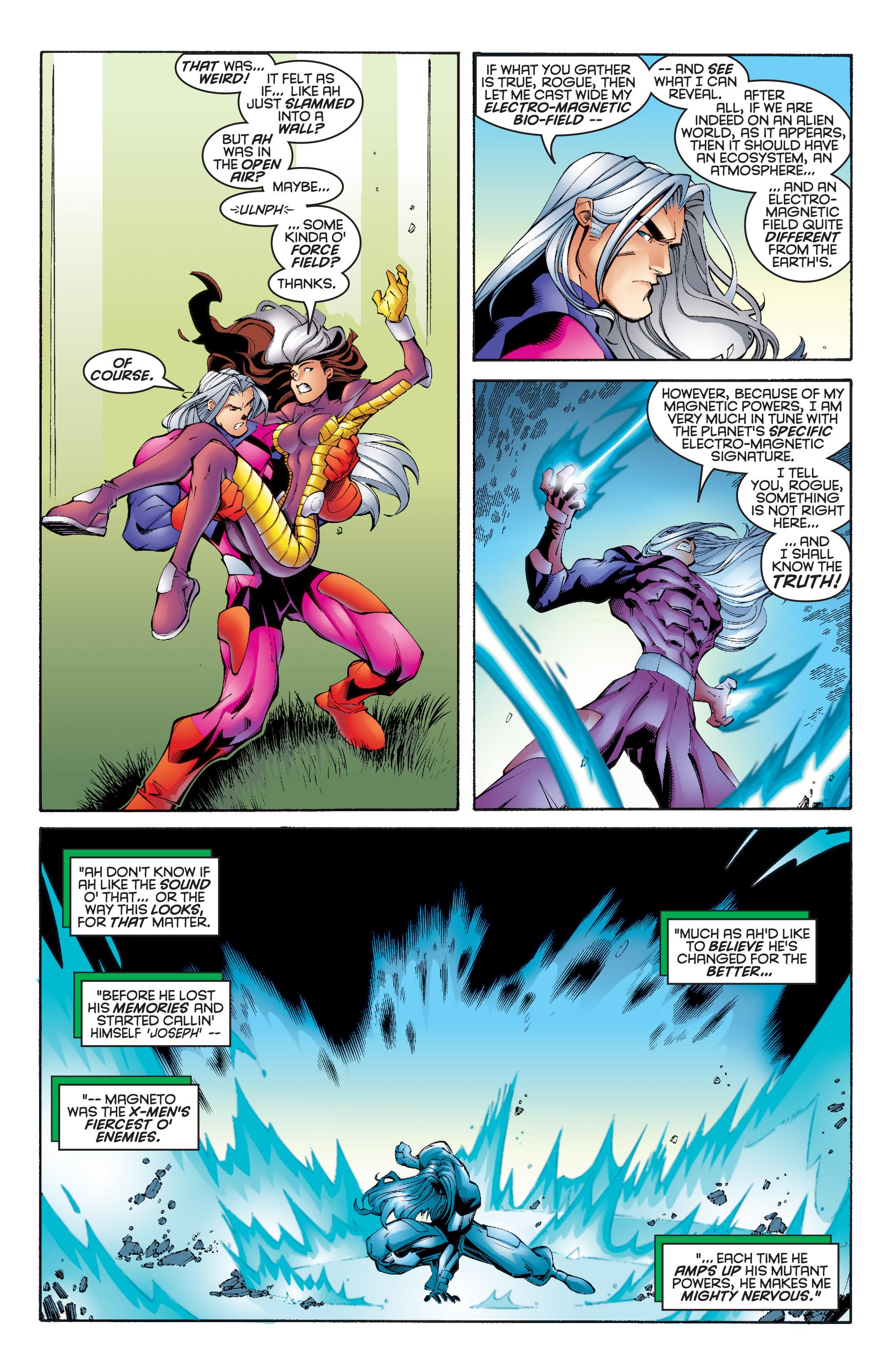 Read online Uncanny X-Men (1963) comic -  Issue #347 - 12