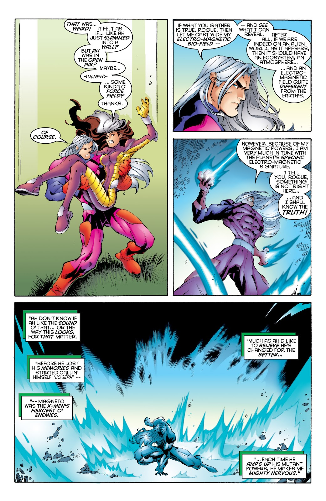 Uncanny X-Men (1963) issue 347 - Page 12