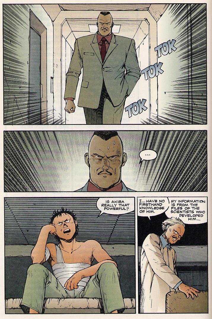 Read online Akira comic -  Issue #8 - 6