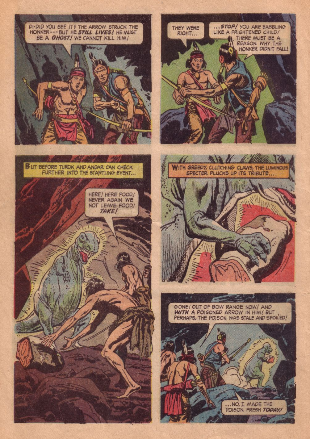 Read online Turok, Son of Stone comic -  Issue #41 - 8