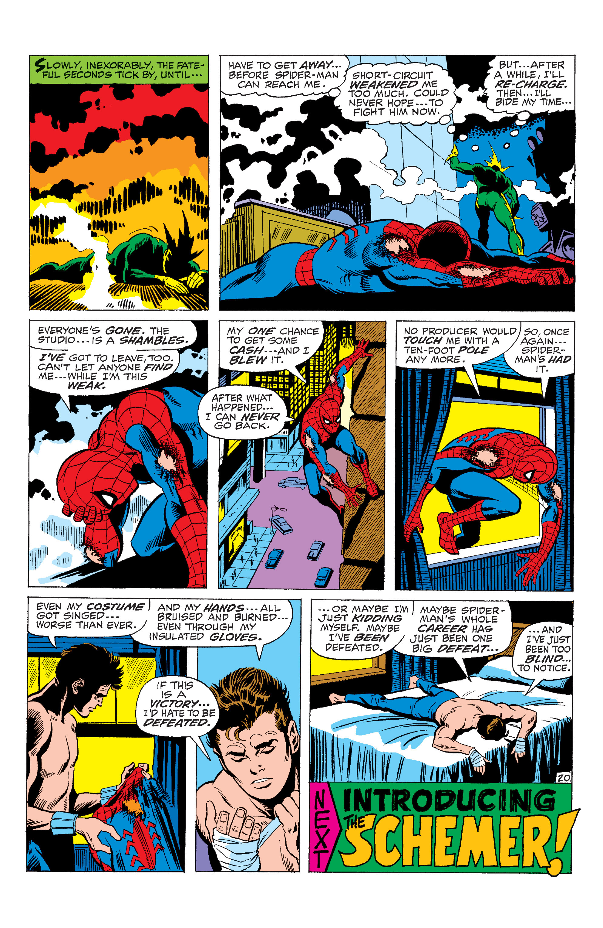 The Amazing Spider-Man (1963) 82 Page 20