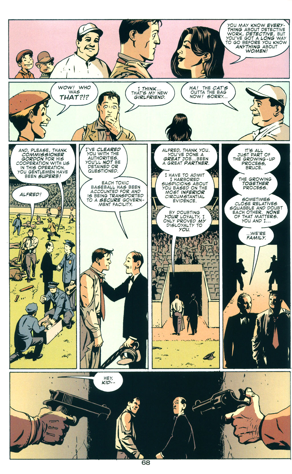 Read online Batman: Detective #27 comic -  Issue #27 TPB - 74