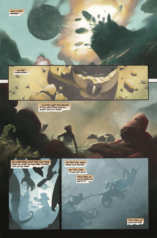 Read online Silver Surfer: Requiem comic -  Issue #3 - 25