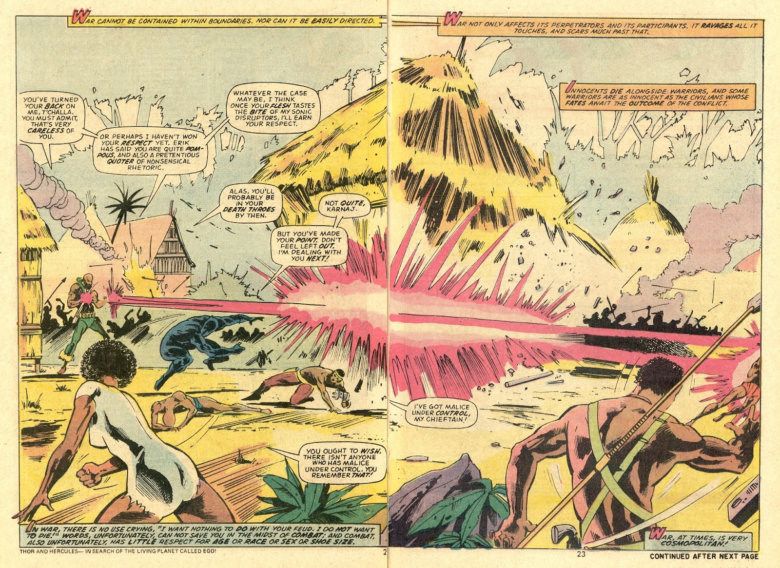Jungle Action (1972) issue 11 - Page 23