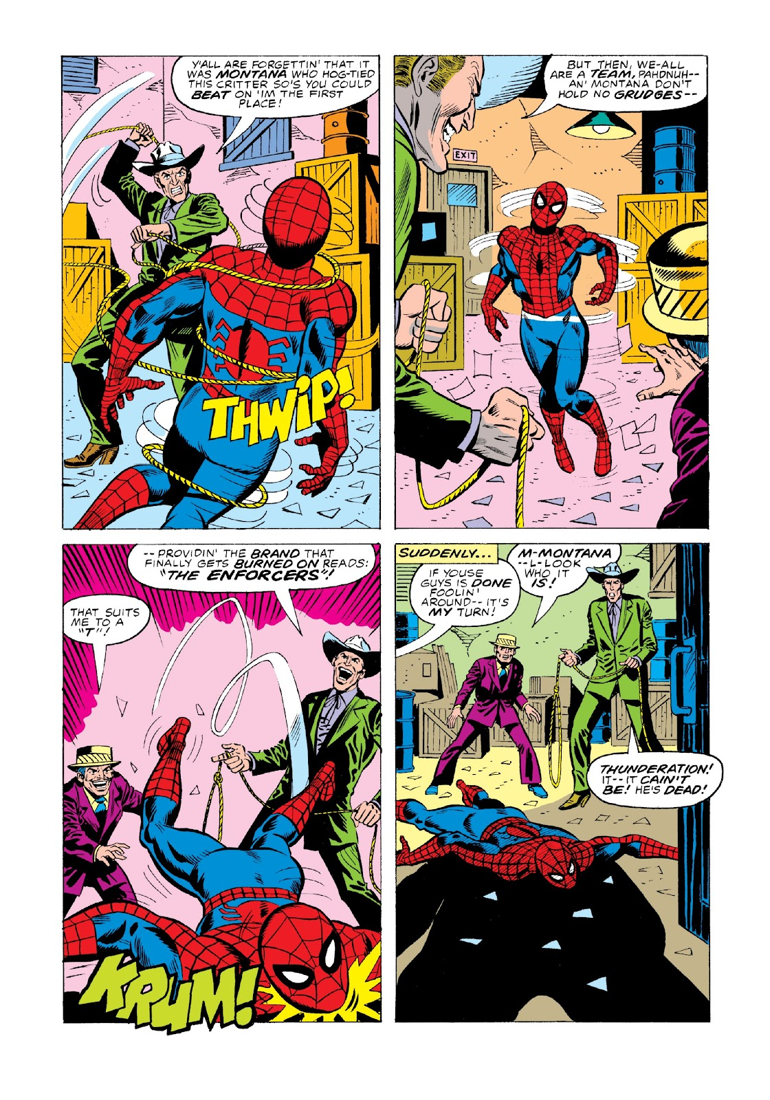 Read online Marvel Masterworks: The Spectacular Spider-Man comic -  Issue # TPB 2 (Part 1) - 66