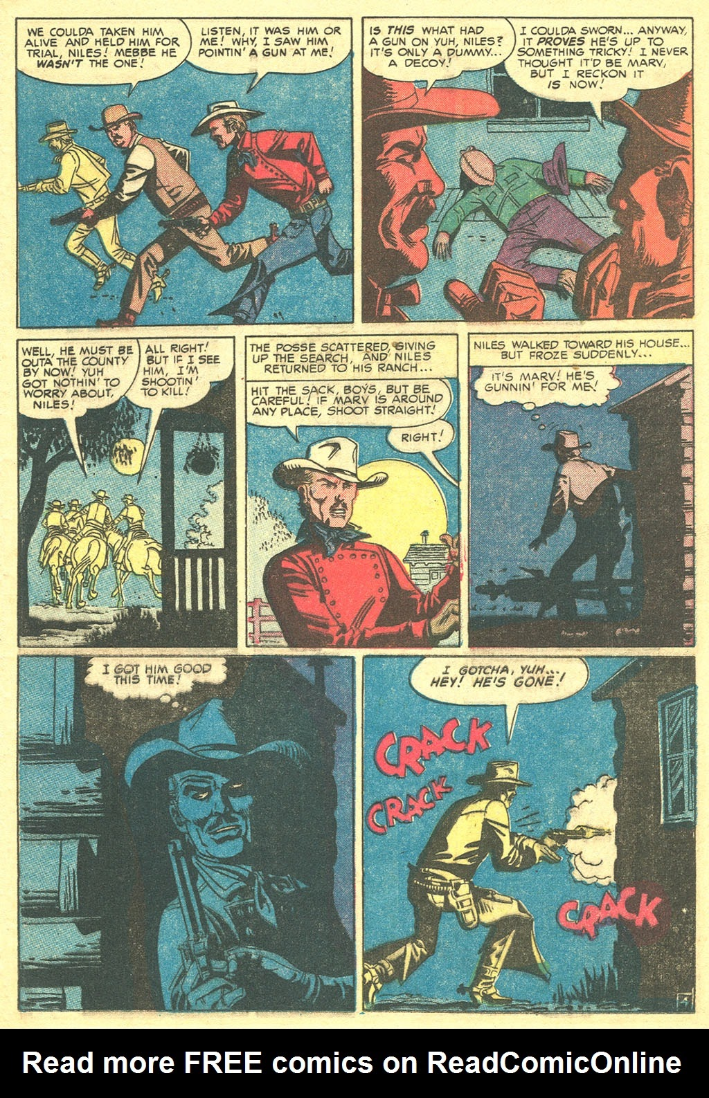 Gunsmoke Western issue 41 - Page 13