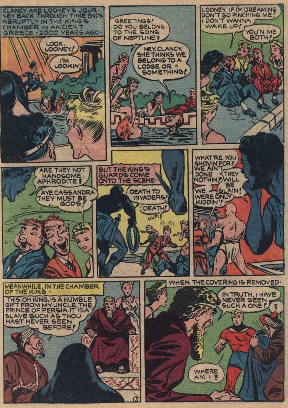 Zip Comics 25 Page 8