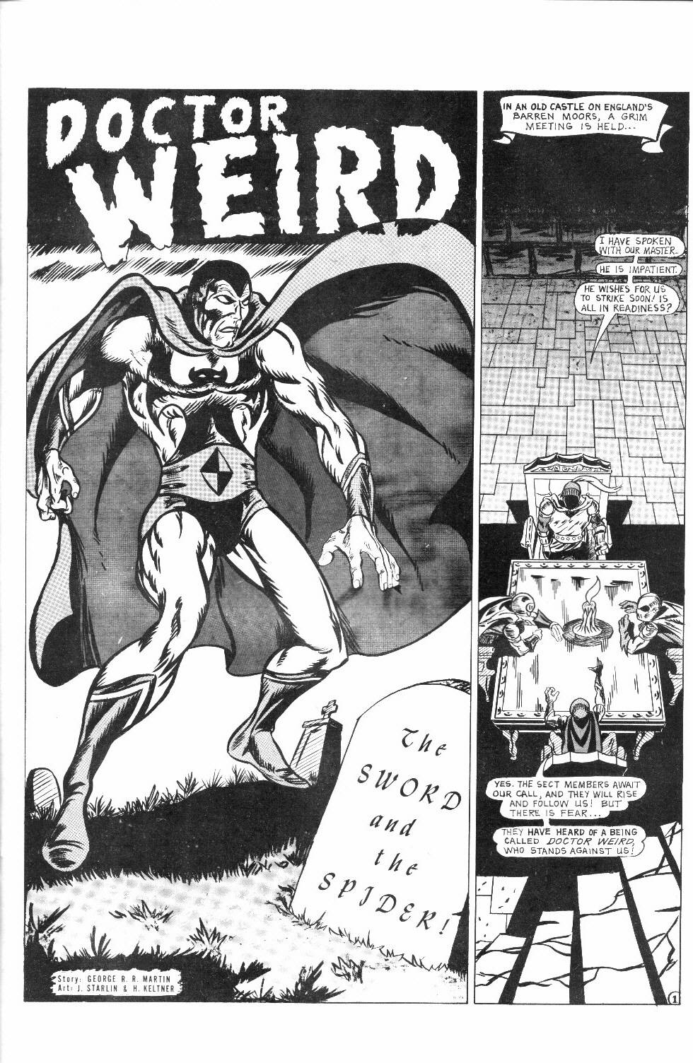 Read online Dr. Weird Special comic -  Issue # Full - 33