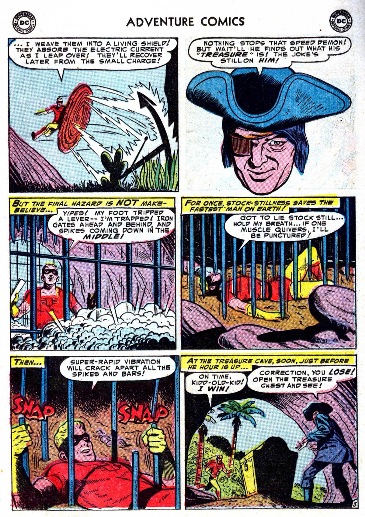 Read online Adventure Comics (1938) comic -  Issue #199 - 25
