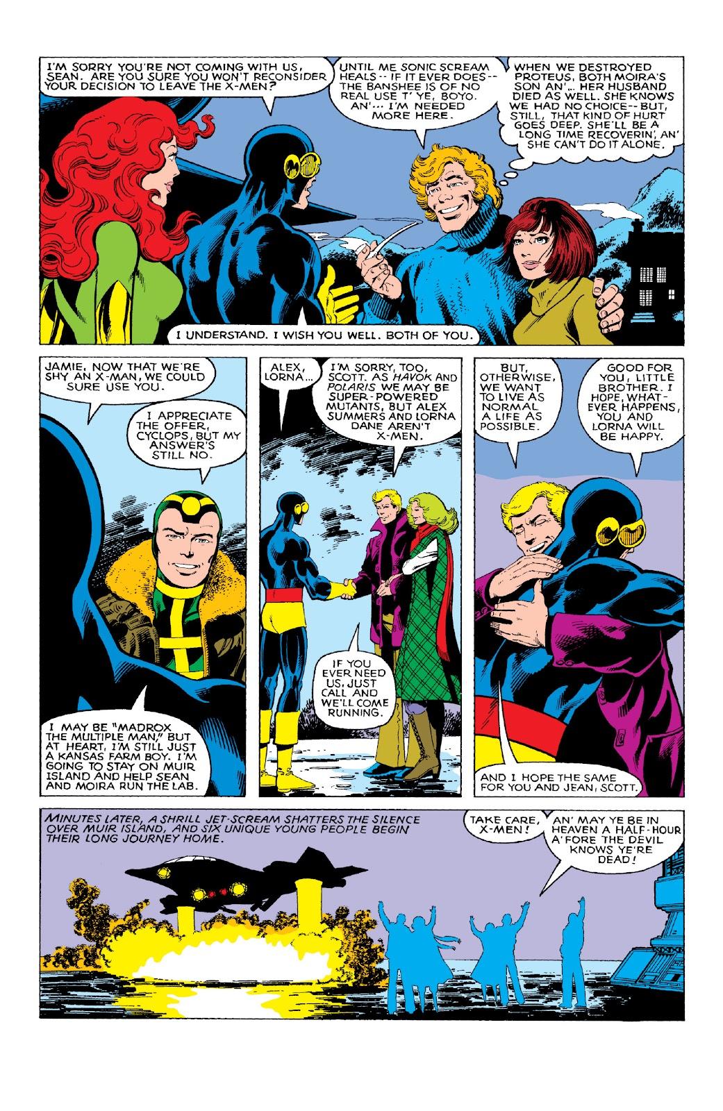 Read online X-Men Milestones: Dark Phoenix Saga comic -  Issue # TPB (Part 1) - 7