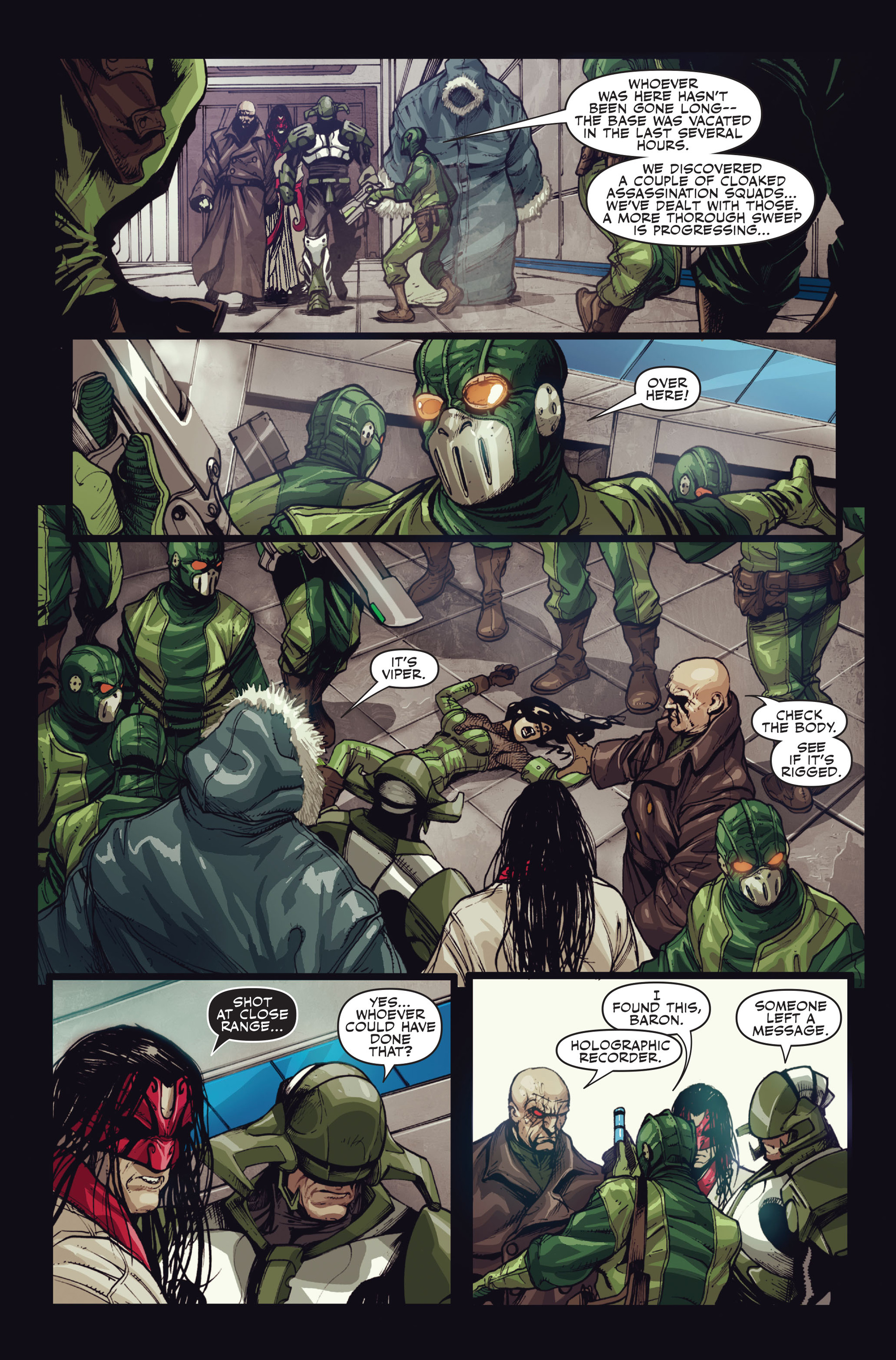 Read online Secret Warriors comic -  Issue #15 - 9