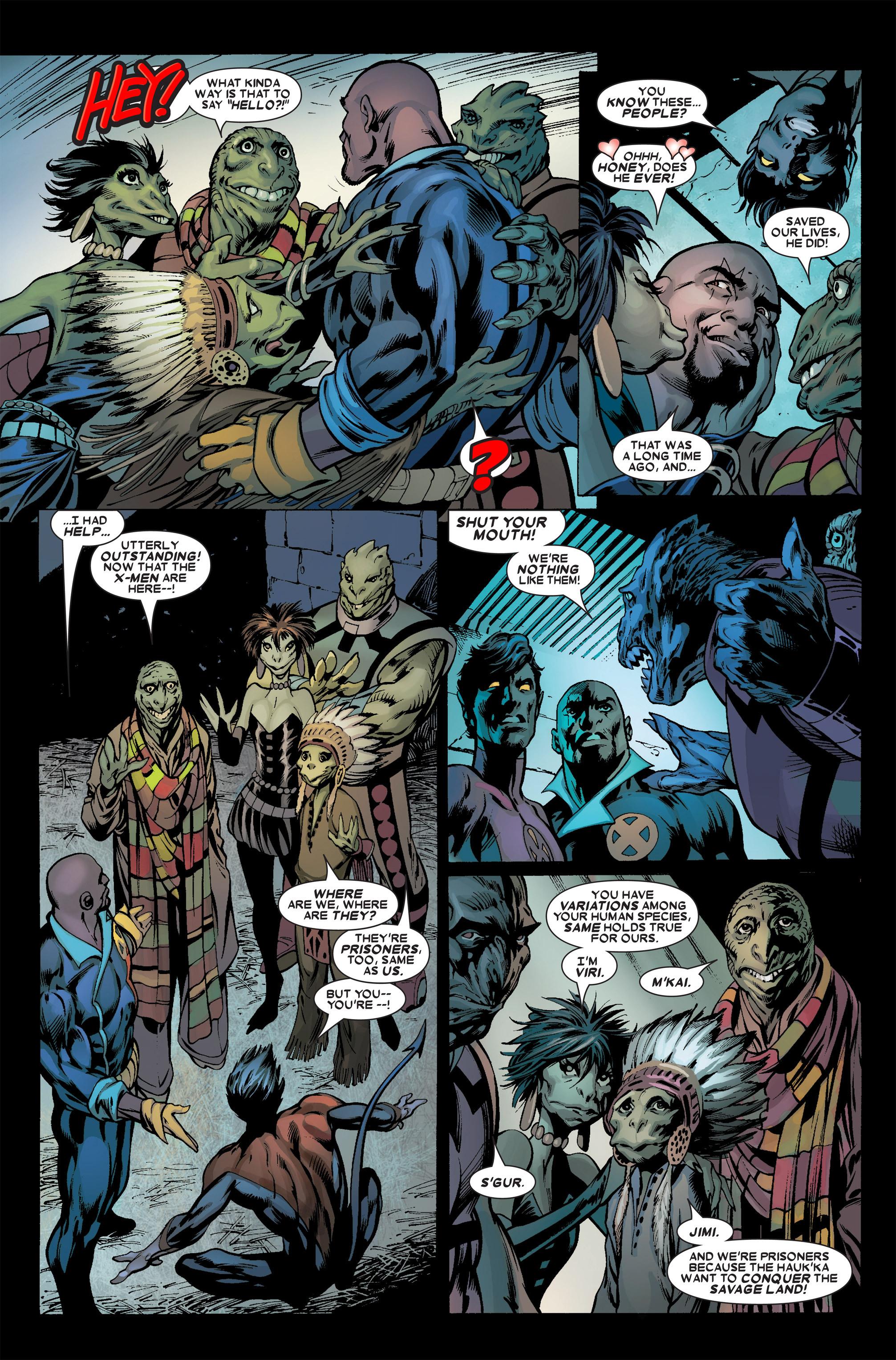 Read online Uncanny X-Men (1963) comic -  Issue #457 - 6
