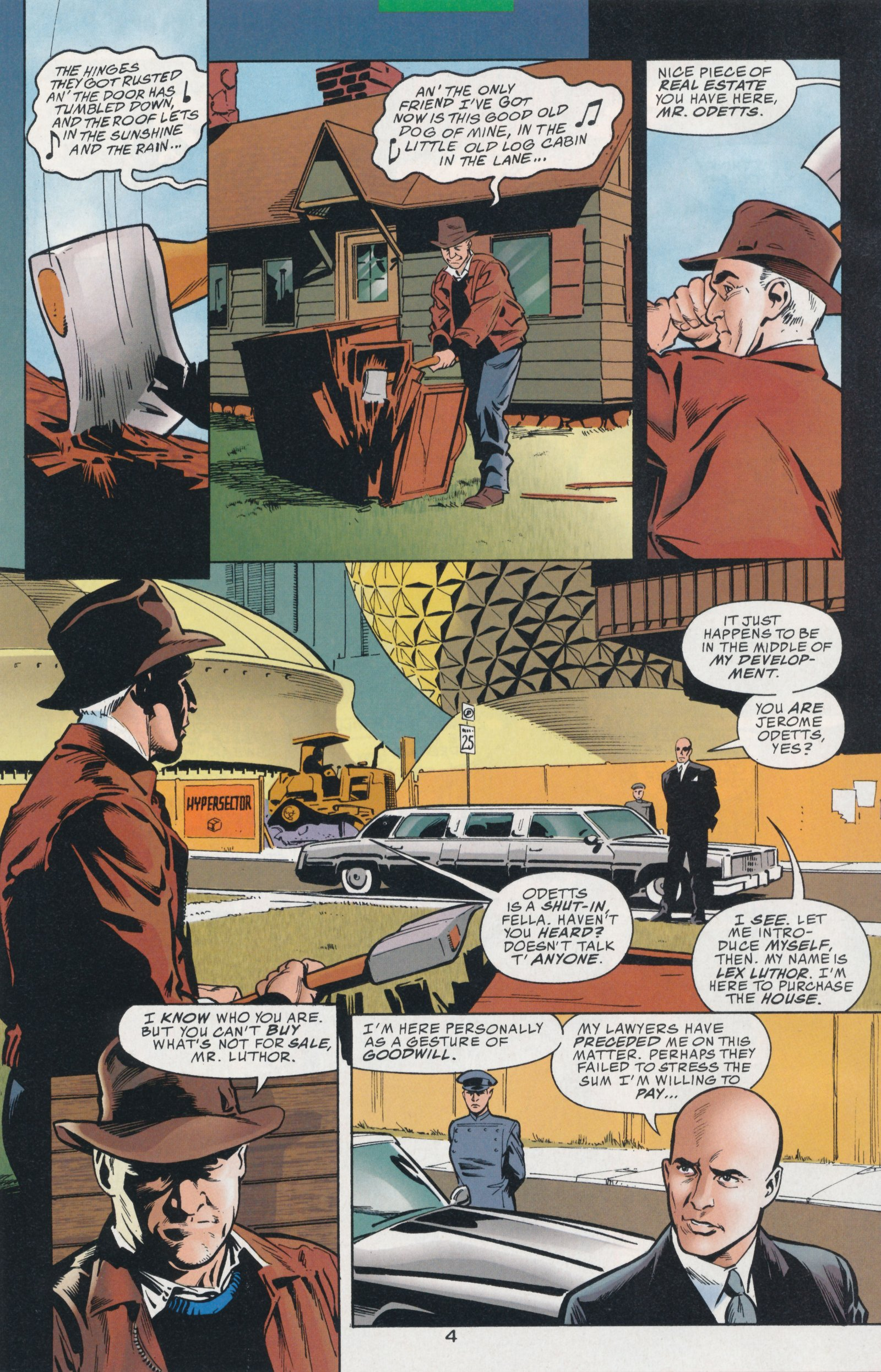 Action Comics (1938) 748 Page 6
