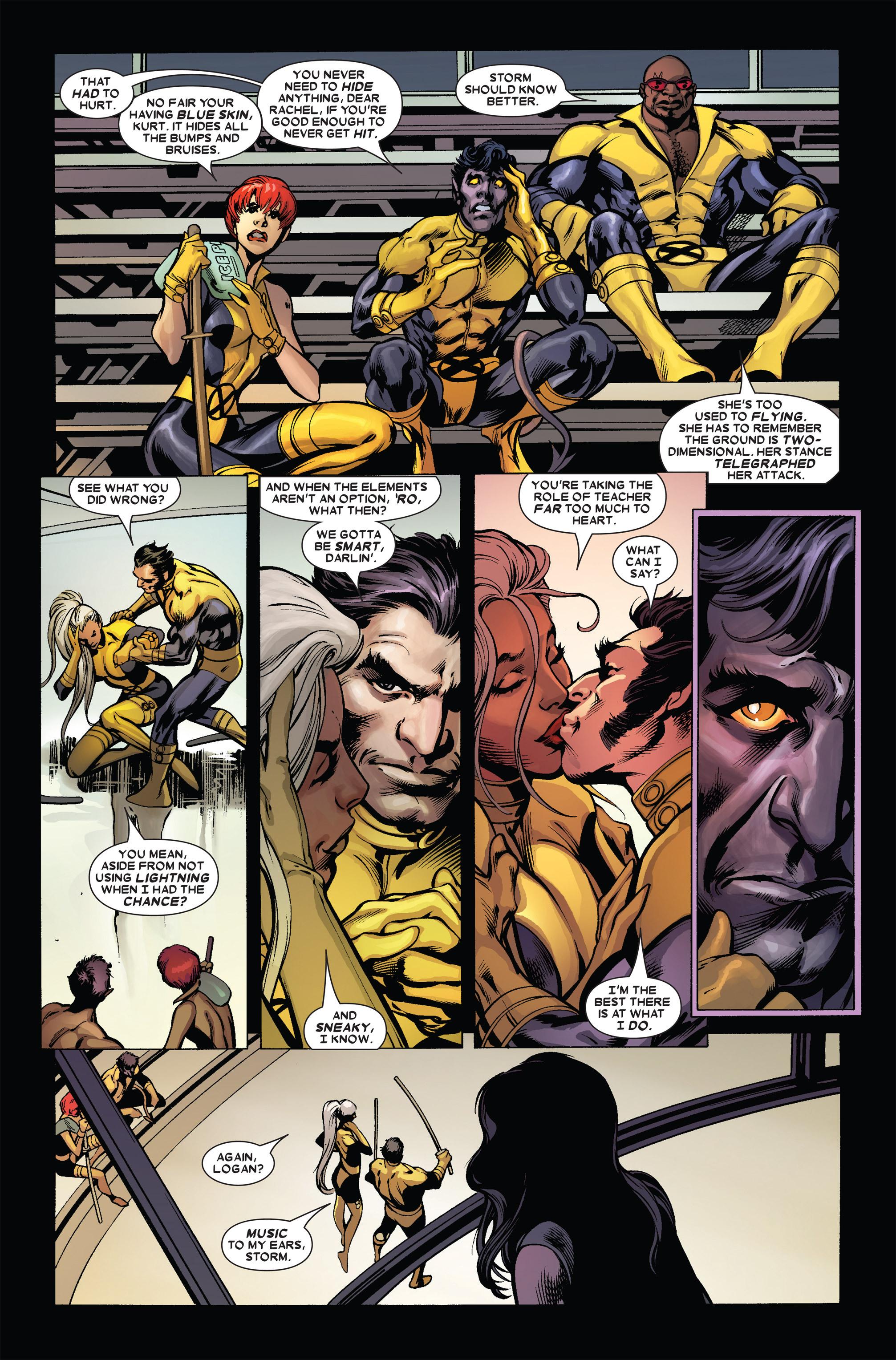 Read online Uncanny X-Men (1963) comic -  Issue #455 - 6