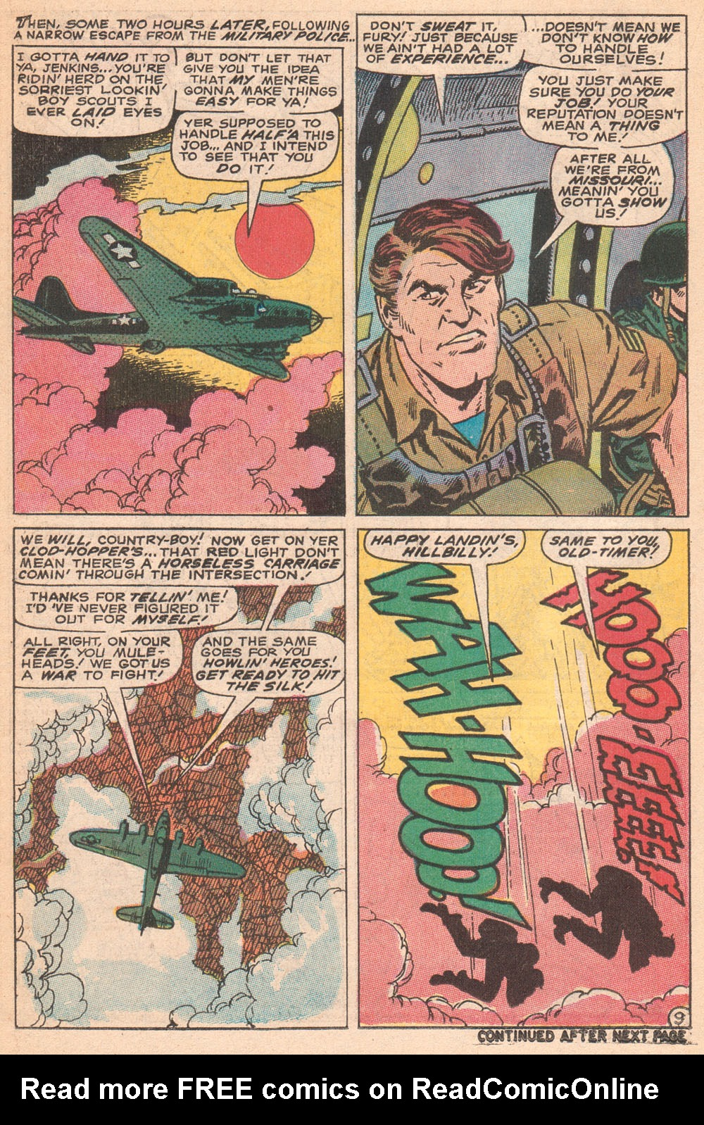 Read online Sgt. Fury comic -  Issue #70 - 14