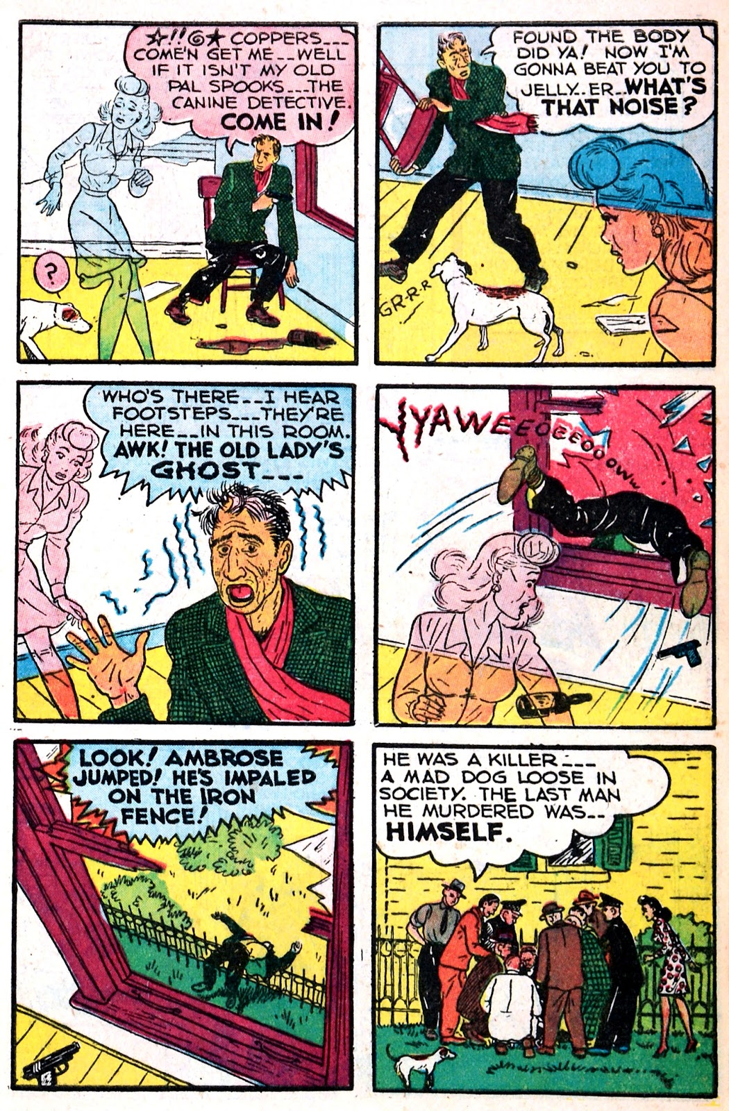 Read online Famous Funnies comic -  Issue #149 - 11