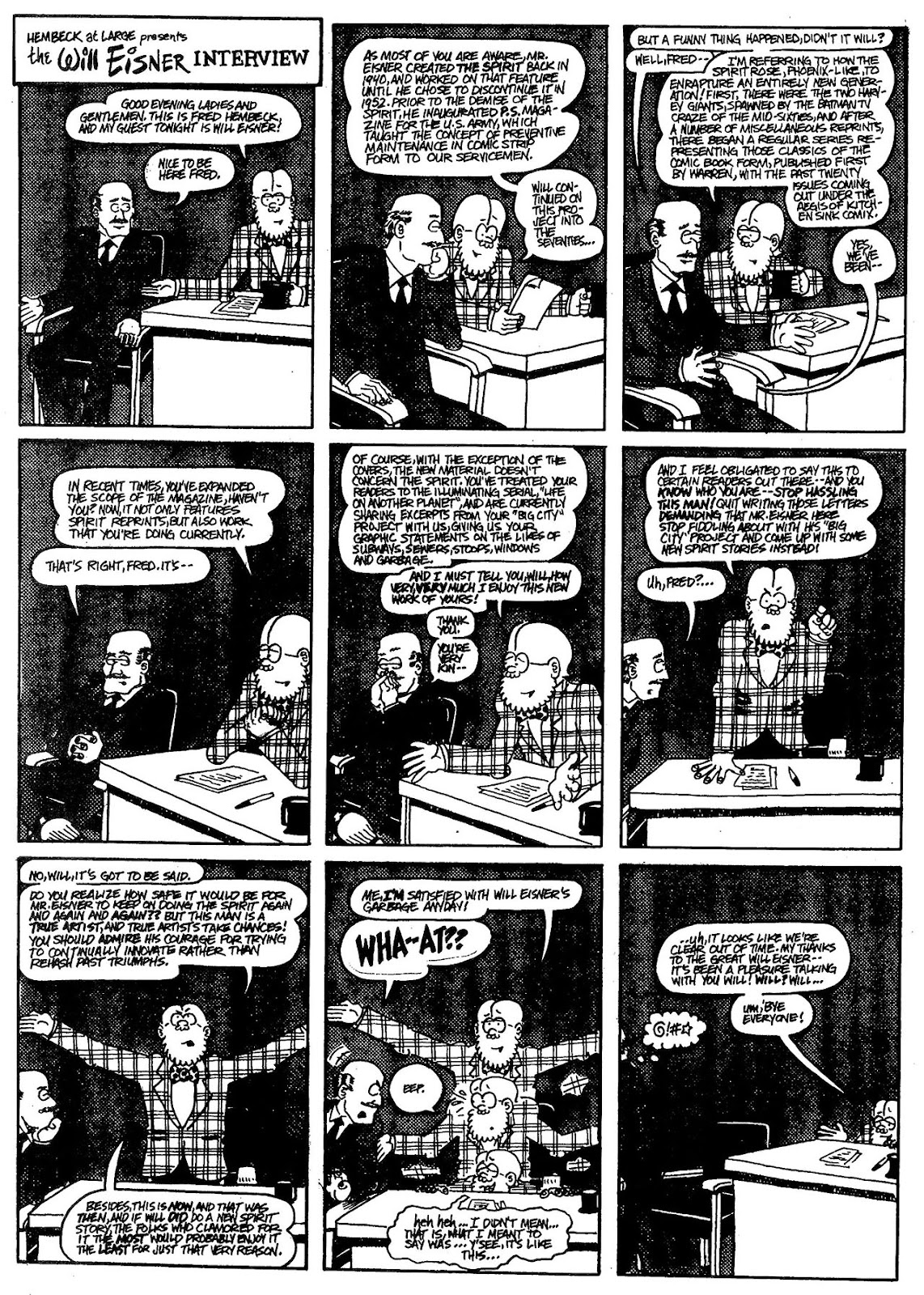 Read online The Nearly Complete Essential Hembeck Archives Omnibus comic -  Issue # TPB (Part 4) - 99