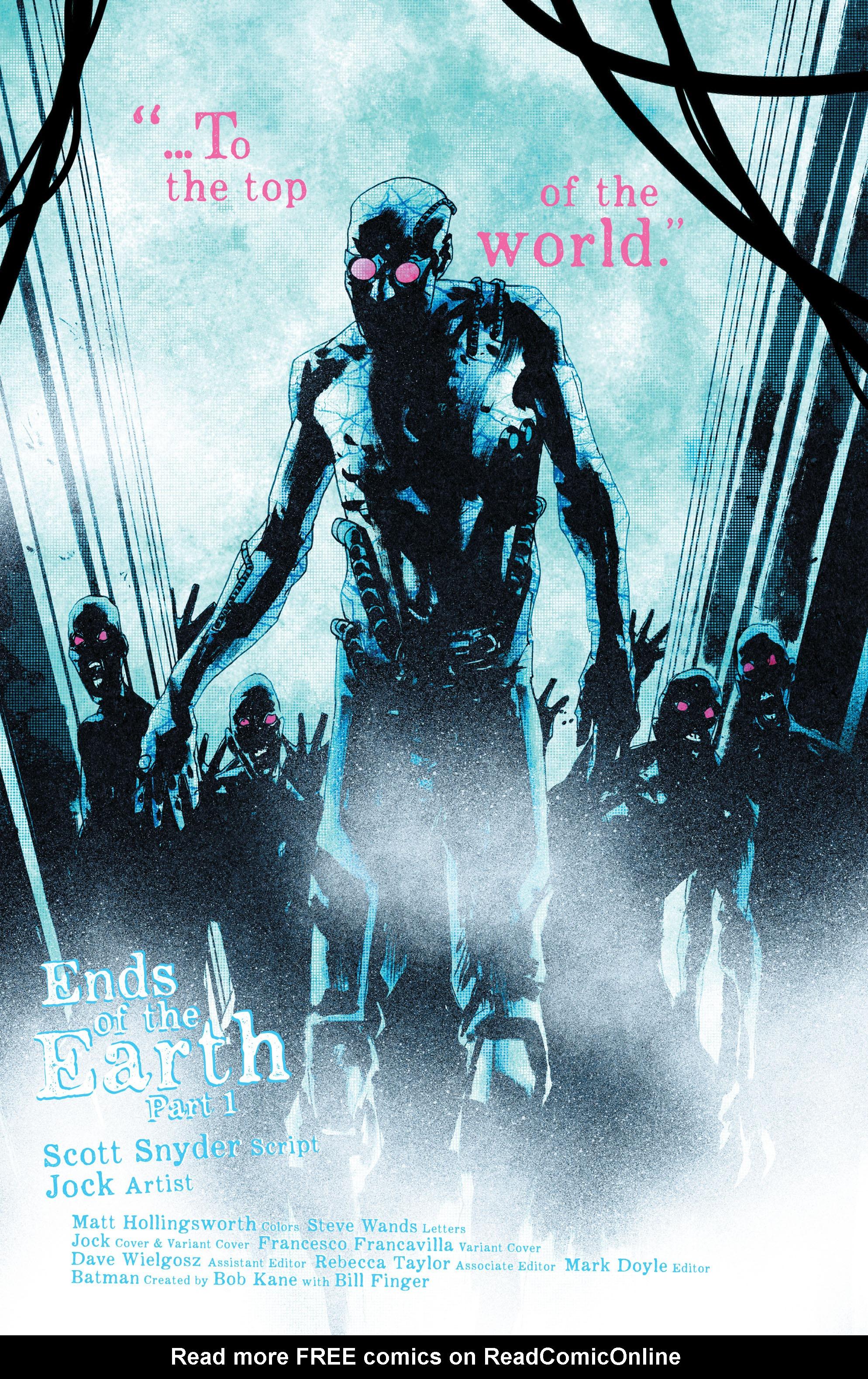 Read online All-Star Batman comic -  Issue #6 - 11