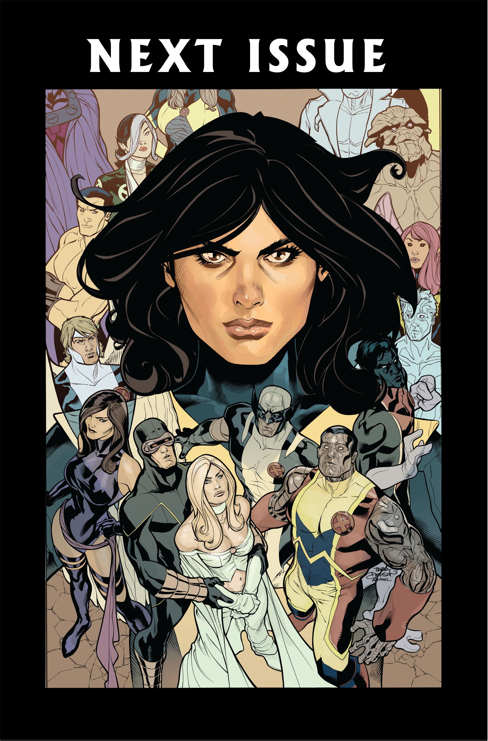 Read online Uncanny X-Men (1963) comic -  Issue #521 - 25