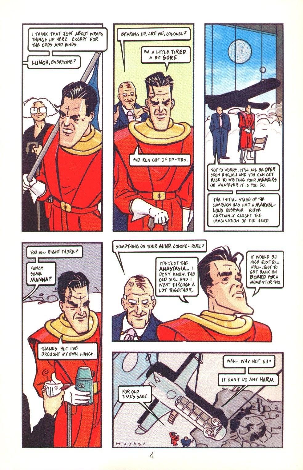 Read online Dare comic -  Issue #3 - 6