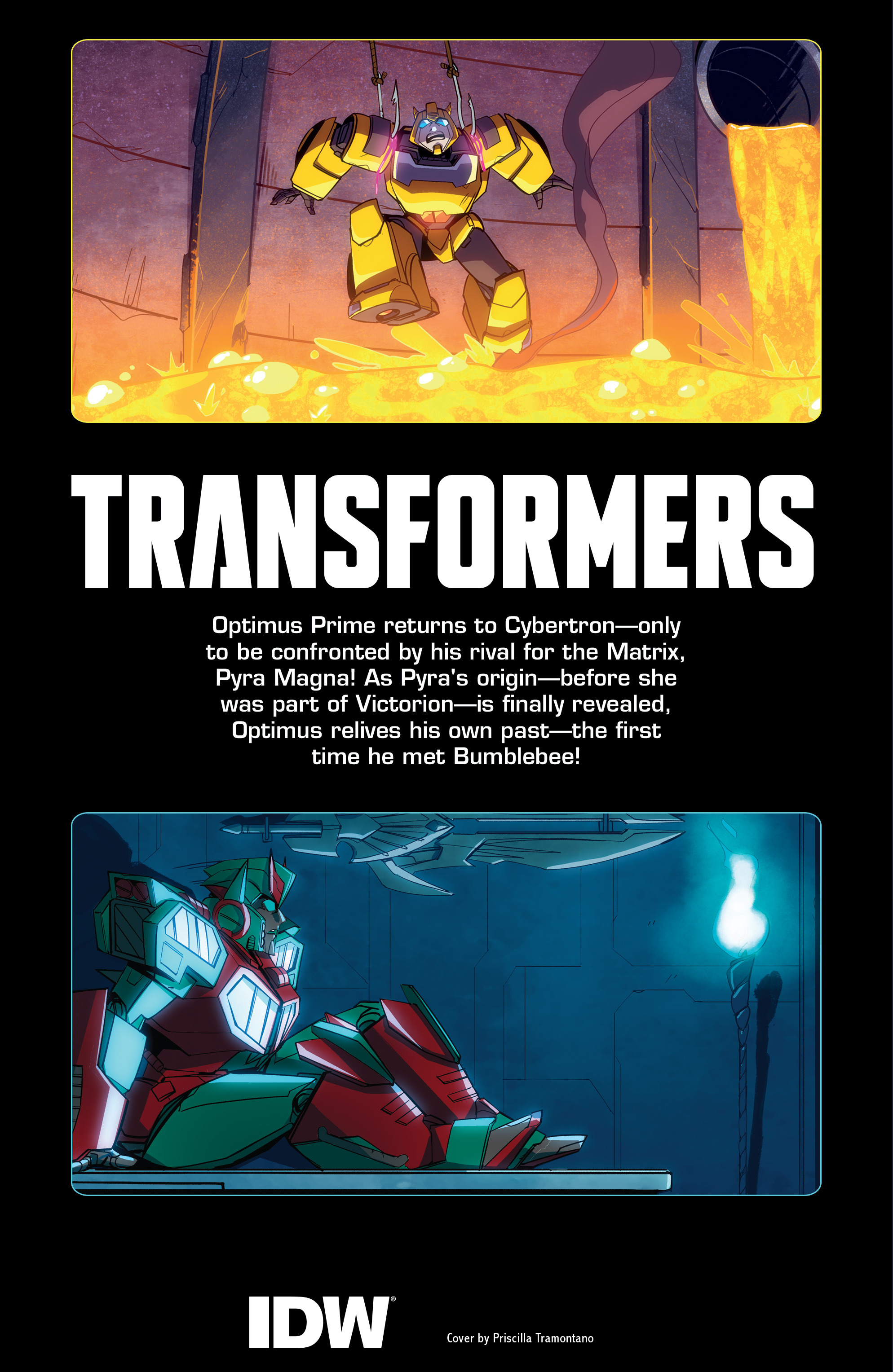 Read online Transformers Annual comic -  Issue # Full - 48