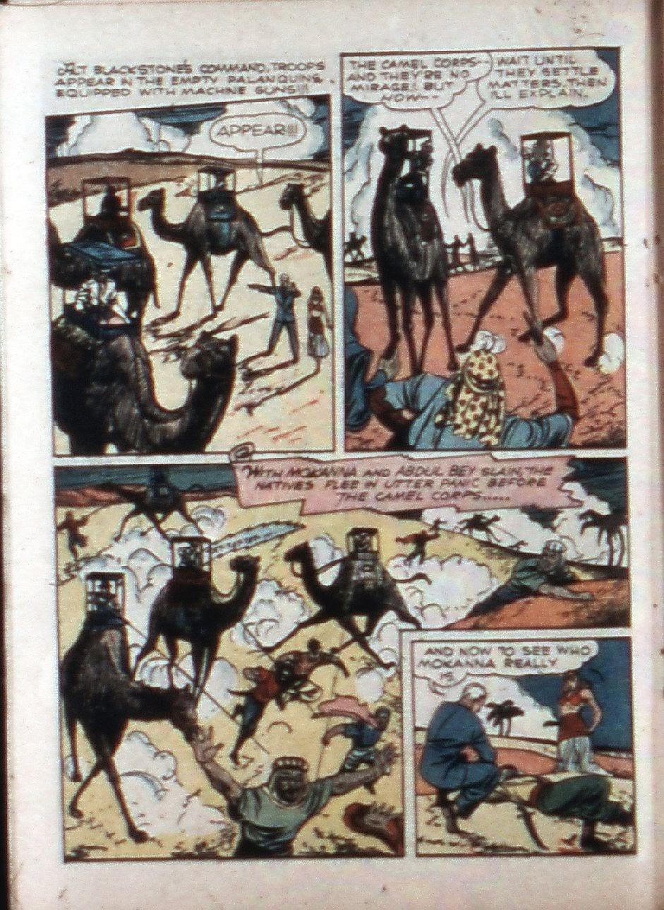 Read online Super-Magician Comics comic -  Issue #3 - 37