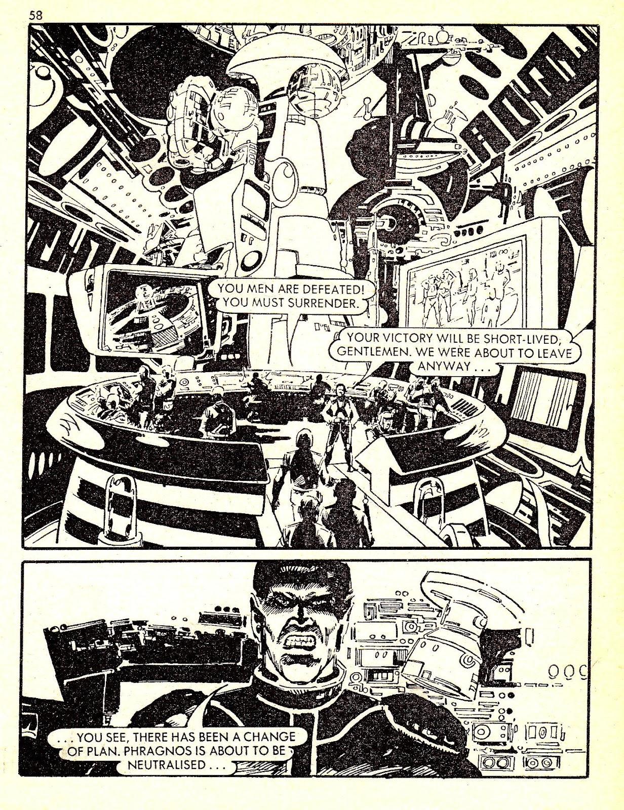Starblazer issue 140 - Page 58