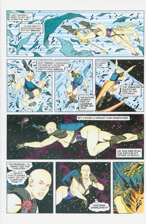 Read online Aliens/Predator: The Deadliest of the Species comic -  Issue #9 - 23