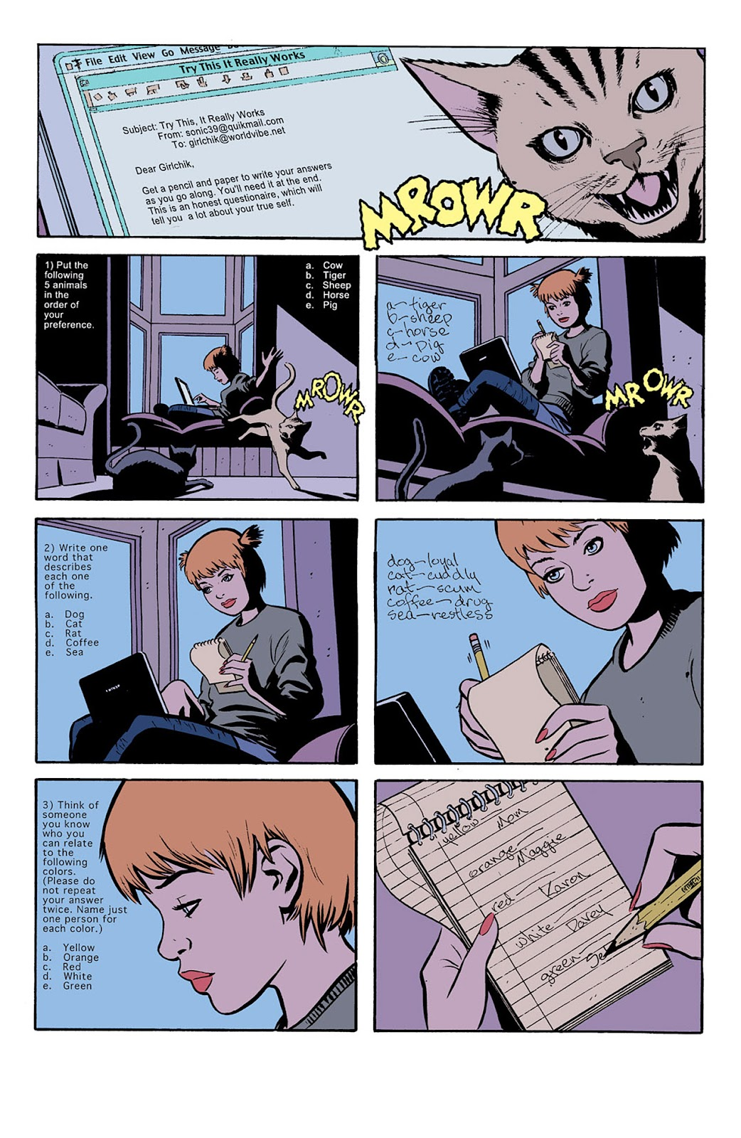 Catwoman (2002) Issue #6 #6 - English 2
